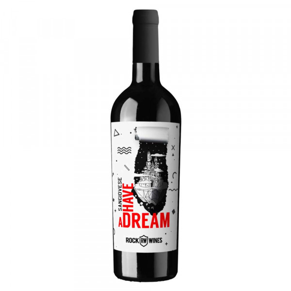 HAVE A DREAM Sangiovese 2019 Toscana IGT - ROCK WINES