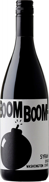 Boom Boom! Syrah 2016 trocken - Charles Smith Wines
